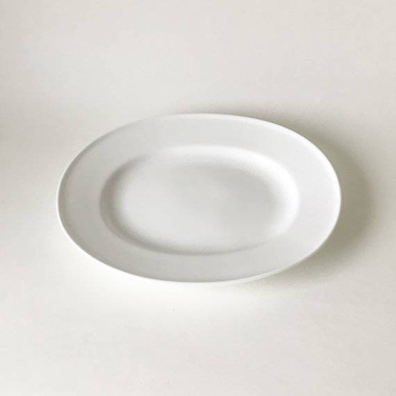 SERVIS OVAL PLATE