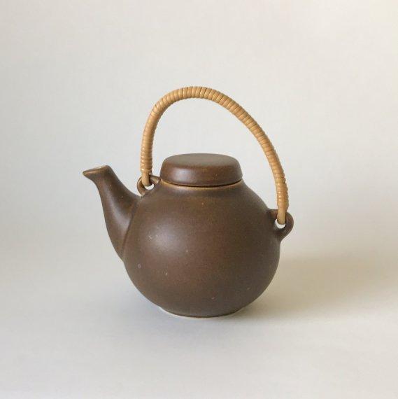 ARABIA GA-1 TEA POT | brown