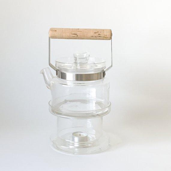 SIGNE PERSSON-MELIN TEA POT & WARMER