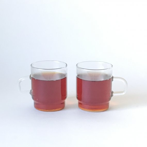 JENA GLASS MUG CUP