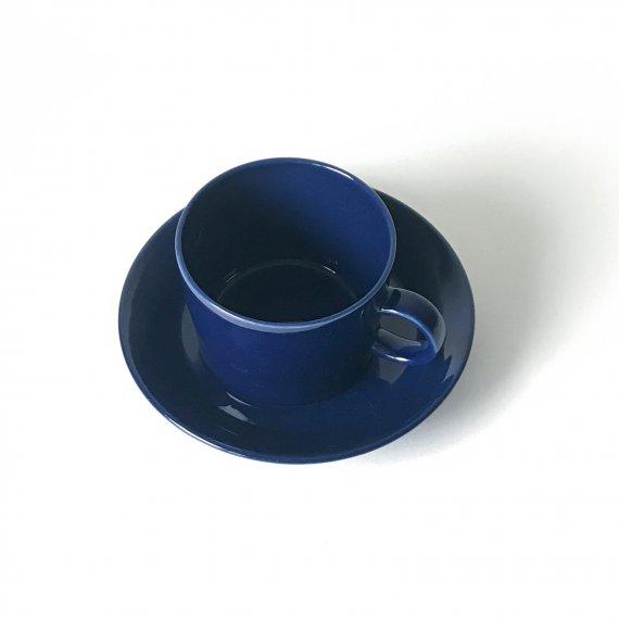 TEEMA CUP & SAUCER-L | blue