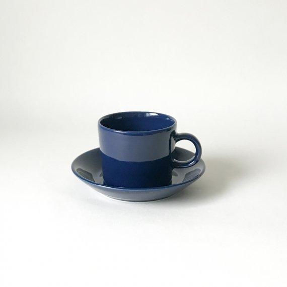 TEEMA CUP & SAUCER-S | blue