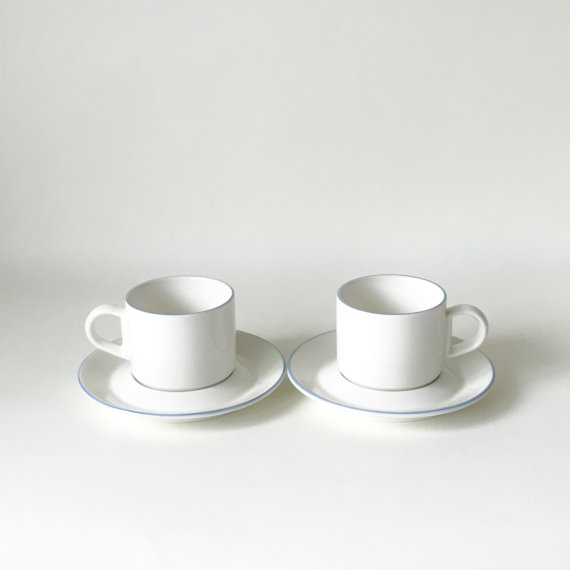 ARABIA COOL CUP&SAUCER