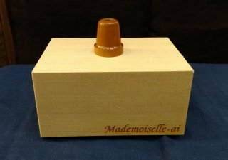 528Hz MIチューナー専用音叉箱