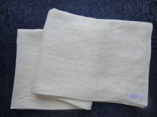�麻の一枚布 白 3.2m×1.5m