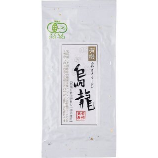 白・有機烏龍茶【台湾風】30g