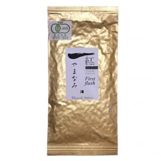 有機紅茶【やまなみファースト】50g