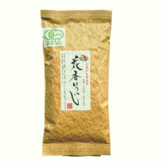 有機花香ほうじ茶80g
