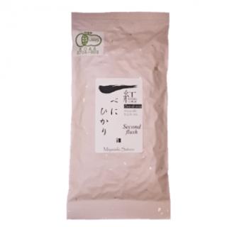 有機紅茶【べにひかりセカンド】50g