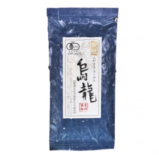 青・有機烏龍茶【台湾風】50g