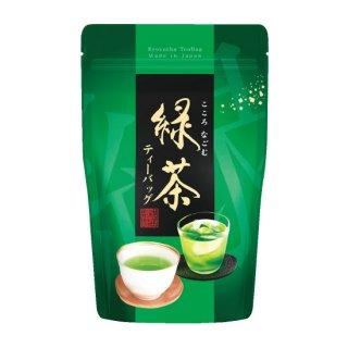本格派緑茶ティーバッグ