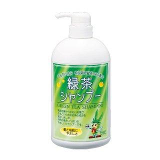 緑茶エキス配合 シャンプー