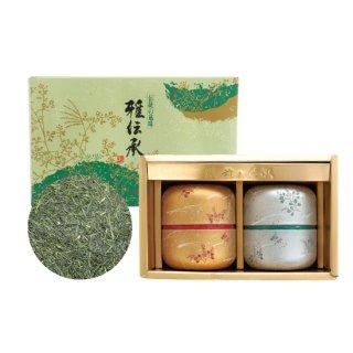 金竜セット なつめ缶(金・銀)100g×2缶入
