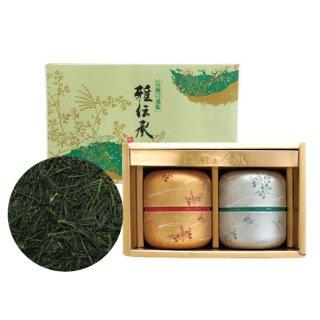 梅ヶ島セット なつめ缶(金・銀)100g×2缶入