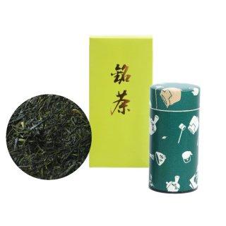 深蒸し一番セット 急須缶(緑)200g×1缶入