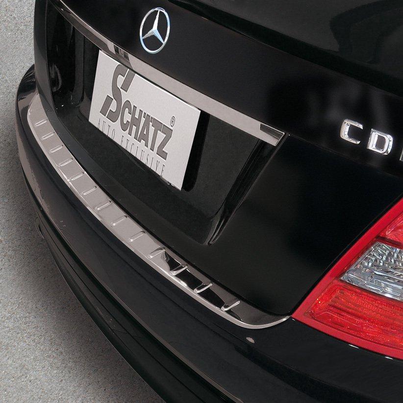 【SCHATZ】 シェッツ バンパープロテクター C -Class W204 ワゴン 2007〜2011y