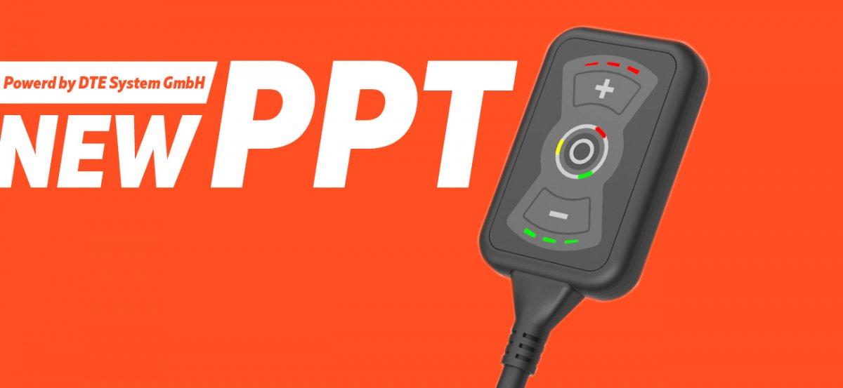 DTE SYSTEMS スロットルコントローラー NewPPT #3714 VOLKSWAGEN ※ディーゼルエンジン車