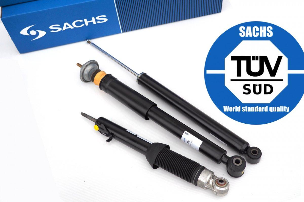 【SACHS】 ザックス ショック アブソーバー AUDI TT 8S 15y- リア 1本 / アウディ サスペンション 補修部品