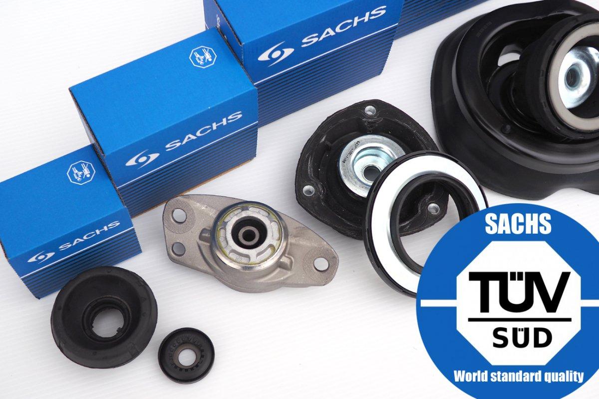 【SACHS】 ザックス フロント アッパーマウント AUDI TT 8S 15y- 片側 1個 / アウディ サスペンション 補修部品