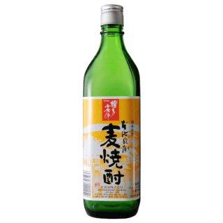 博多小女郎(はかたこじょろう) グリーン角瓶 25度700ml×12本(1ケース)〔本格麦焼酎〕