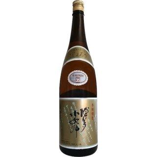 博多小女郎(はかたこじょろう) 吟醸古酒 35度 1800ml(1本/箱入)〔本格米焼酎〕