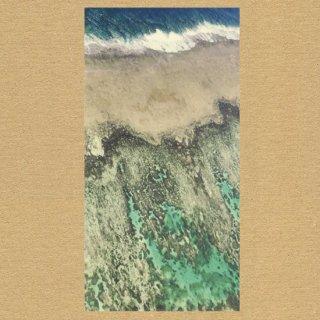 オリジナル大判ポストカード(石垣の海�)