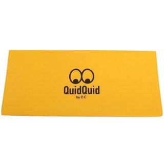QuidQuidオリジナル 2ポケットマスクケース(日本製)【2個セット】<br>