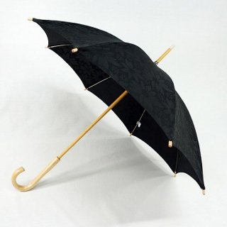 甲州織 ブロケ−ド晴雨兼用長日傘 KOB91E<br>