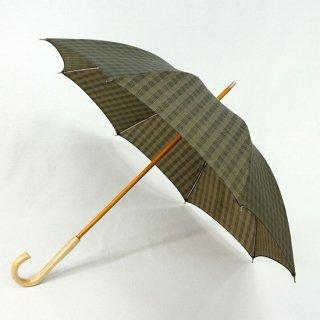 格子 晴雨兼用長日傘 YA91C<br>
