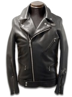 【Lewis Leathers/ルイスレザーズ】レザージャケット #441TH:TIGHT FIT CYCLONEホースハイド