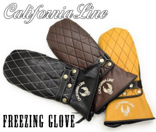 【CALIFORNIA LINE/カリフォルニアライン】冬用グローブ/FREEZING GLOVE