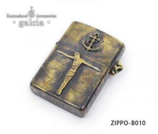 【galcia/ガルシア】ジッポ/ZIPPO-B010