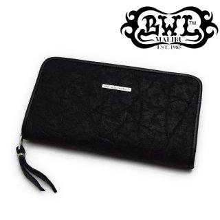 【Bill Wall Leather/ビルウォールレザー】ウォレット/W948/Zipper / Elephant (Yen) (Wallet Hole=無し)
