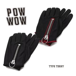 【POWWOW】TYPE TERRY / タイプテリー