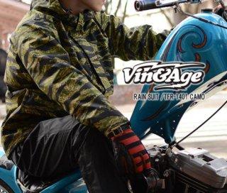 【Vin&Age】レインスーツ/TFR-1402 CAMO