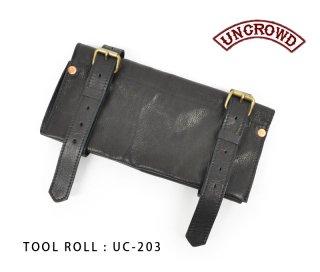 【UNCROWD/アンクラウド】 TOOL ROLL : UC-203