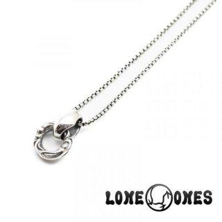 【LONE ONES/ロンワンズ】ペンダント/ MFP-0008-BOX:Cygnet Ring Venetian Box Chain (S)18inch (約45cm)