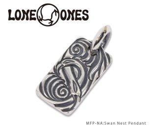 【LONE ONES/ロンワンズ】ペンダント/MFP-NA:Swan Nest Pendant