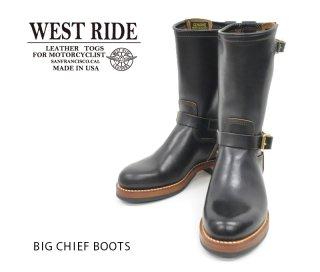 【WESTRIDE/ウエストライド】エンジニアブーツ / BIG CHIEF BOOTS