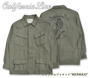 【CALIFORNIA LINE】 ジャングルジャケット