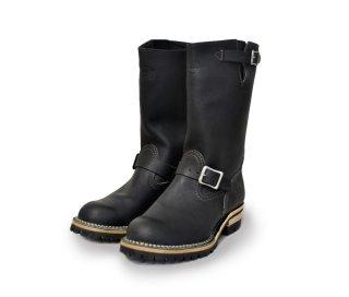 【WESCO/ウエスコ】ブーツ / THE BOSS :ブラック /11ハイト /#100ソール
