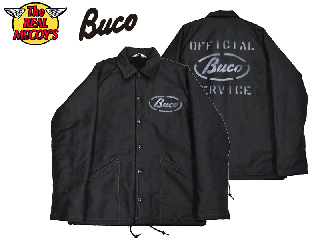 【THE REAL McCOY'S/リアルマッコイズ】BUCO MECHANIC JACKET / OFFICIAL SERVICE メカニックジャケット ジャングルクロス:BJ20102