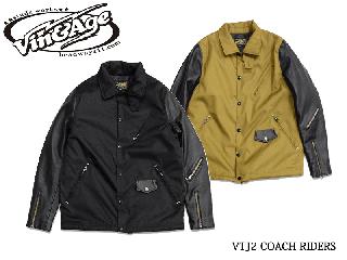 【VIN&AGE/ヴィン&エイジ】ジャケット/TYPE VTJ2 COACH RIDERS