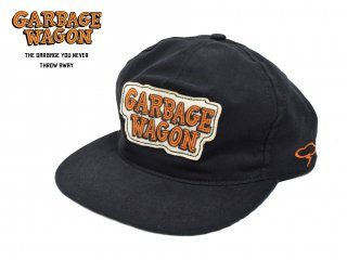 【GARBAGE WAGON/ガベージワゴン】THE AMPAL CREATIVE コラボCAP