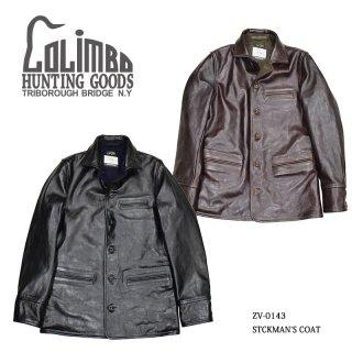 【COLIMBO/コリンボ】レザージャケット/STOCKMANS' COAT:ZVー0143