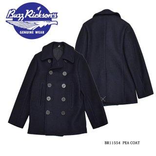 【Buzz Rickson's /バズリクソンズ】コート/PEA COAT:BR11554