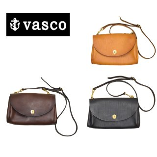 【VASCO/ヴァスコ】BAG/LEATHER GARCON 2 WAY BAG:VS-215L