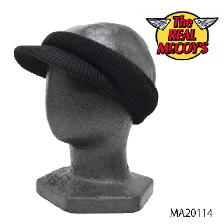 【THE REAL McCOY'S/リアルマッコイズ】HORSEHIDE BLIZZARD CAP/MA20114