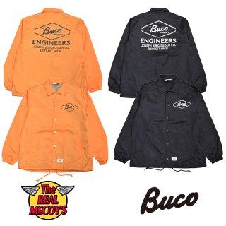 【THE REAL McCOY'S/リアルマッコイズ】ジャケット/BUCO ENGINEERS COACH JACKET:BJ21003