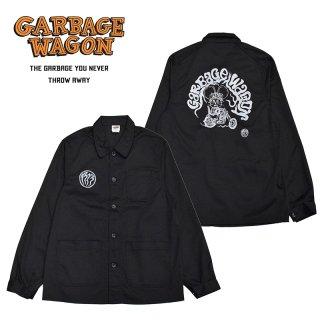 【GARBAGE WAGON/ガベージワゴン】ジャケット/GIGIO MOUSE COVERALL